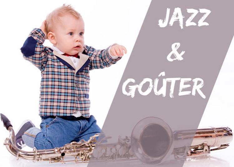 Jazz & Gouter Fete Walt Disney à Paris 1er