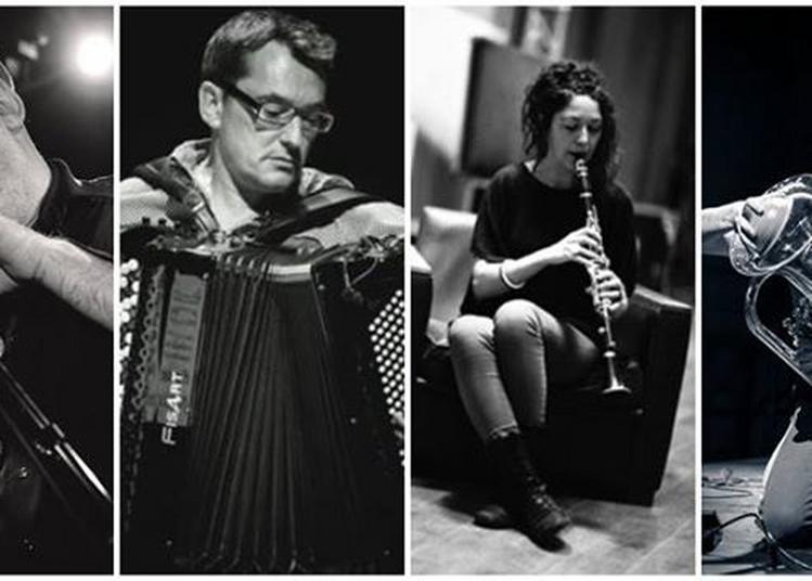 Jazz in Arles,  Monniot, Ithursarry, Pasquier, Benoit