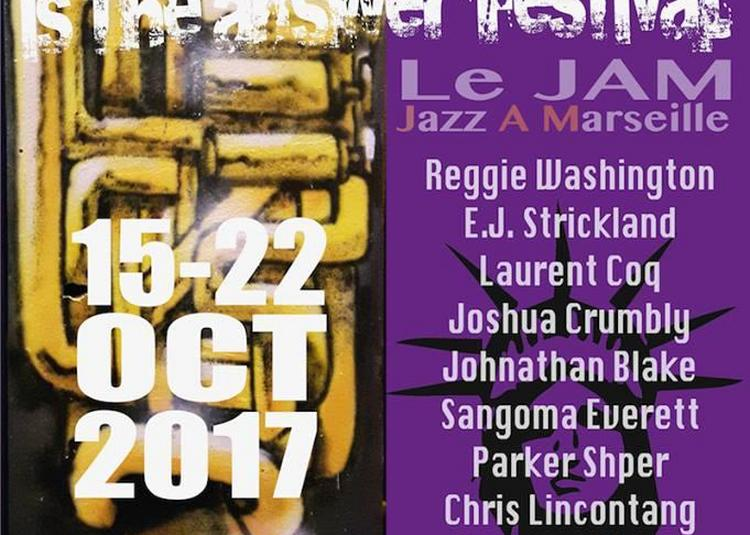 Jazz Is The Answer Festival 2017