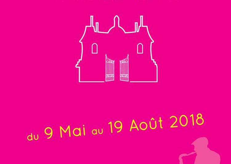 Jazz Manouche Chateau Fonscolombe à Le Puy sainte Reparade