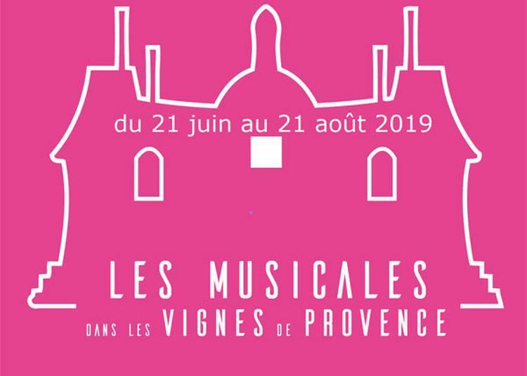 Jazz Manouche Domaine Sainte Marie à Bormes les Mimosas