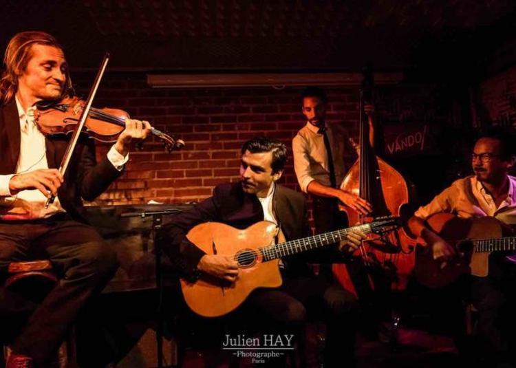 Jazz Manouche à Paris 15ème