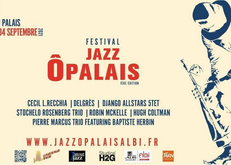 Jazz Ô Palais Albi 2021