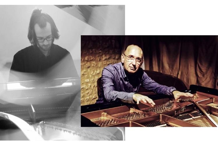 Jazz Piano Duet à Labastide d'Armagnac
