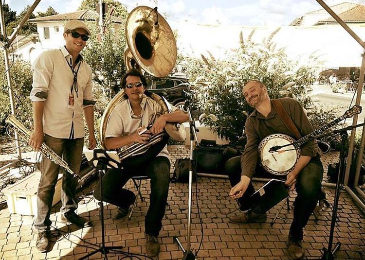 Jazz River Trio à Bordeaux