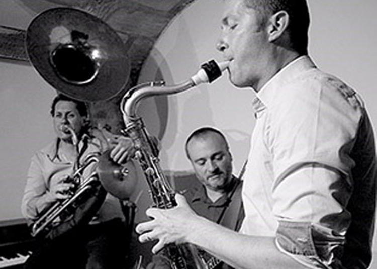 Jazz River Trio à Le Haillan