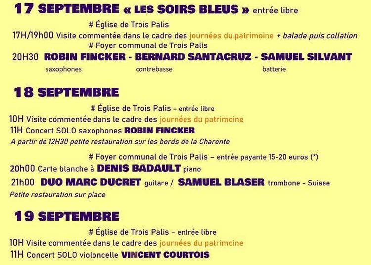 Jazz(s) à Trois Palis