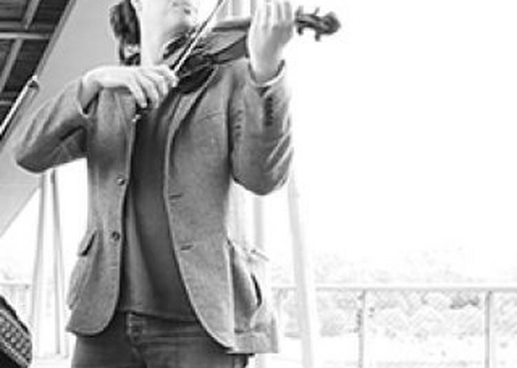#jazzdedemain Les Enfants D'icare Invite Chris Jennings à Paris 1er
