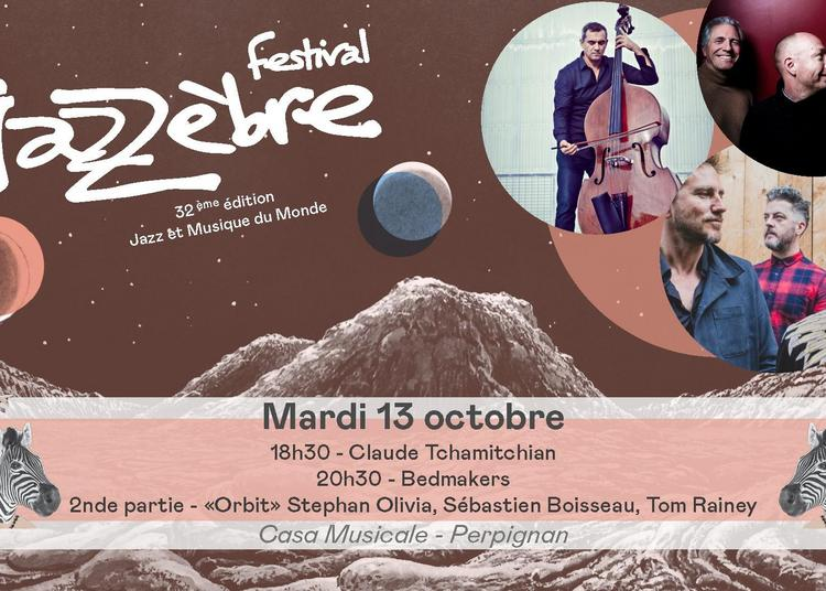 Jazzebre A La Casa Musicale à Perpignan