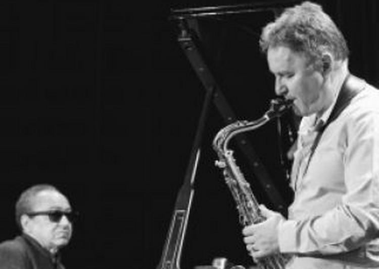 #jazzlegend Sylvain Beuf & Alain Jean-marie Trio à Paris 1er