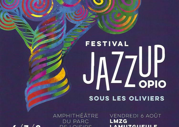 Jazzup Sous Les Oliviers 2021