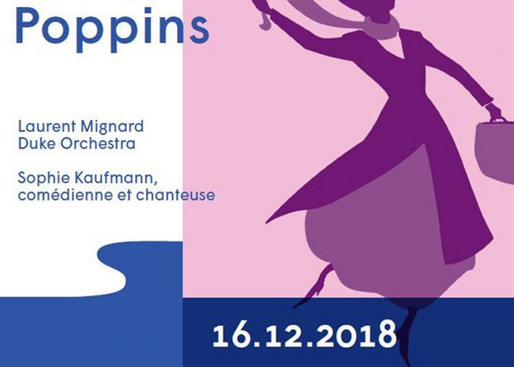 Jazzy Poppins à Boulogne Billancourt