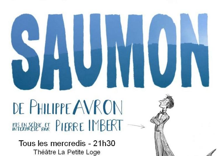 Je suis un saumon à Paris 9ème