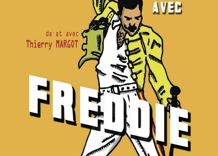 Je vis avec Freddie Mercury à Bordeaux