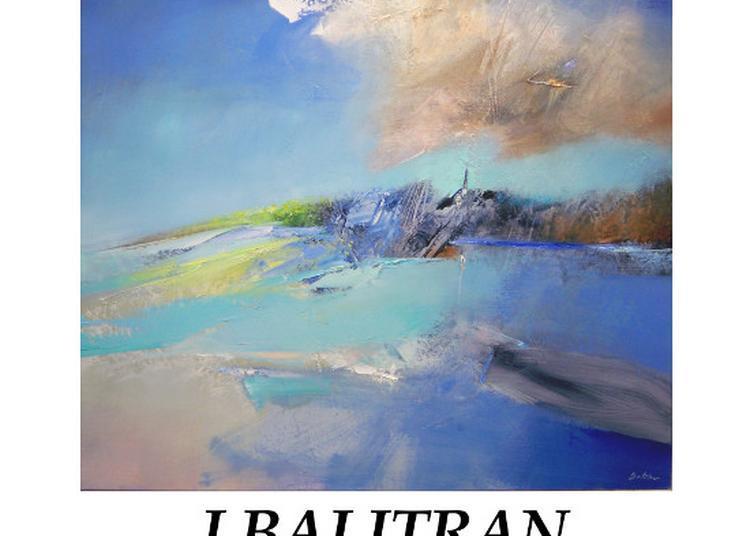 Jean Balitran, invité d'honneur de la Galerie Laute à Rennes