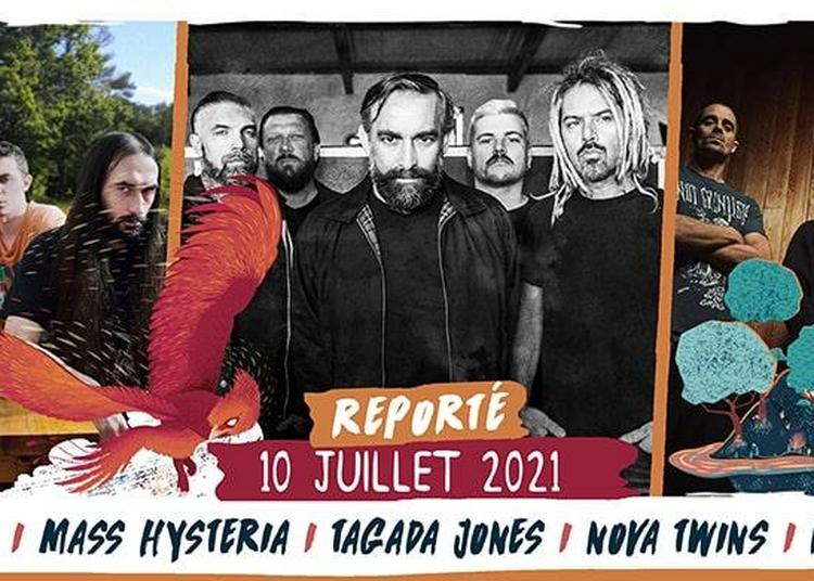 Ultra Vomit / Mass Hysteria / Tagada Jones à Saint Malo du Bois