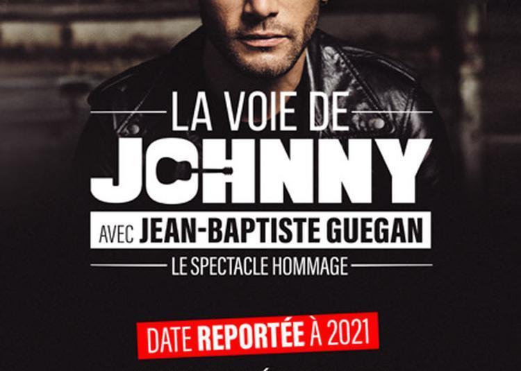 Jean Baptiste Guegan : La Voie De Johnny - report à Rennes