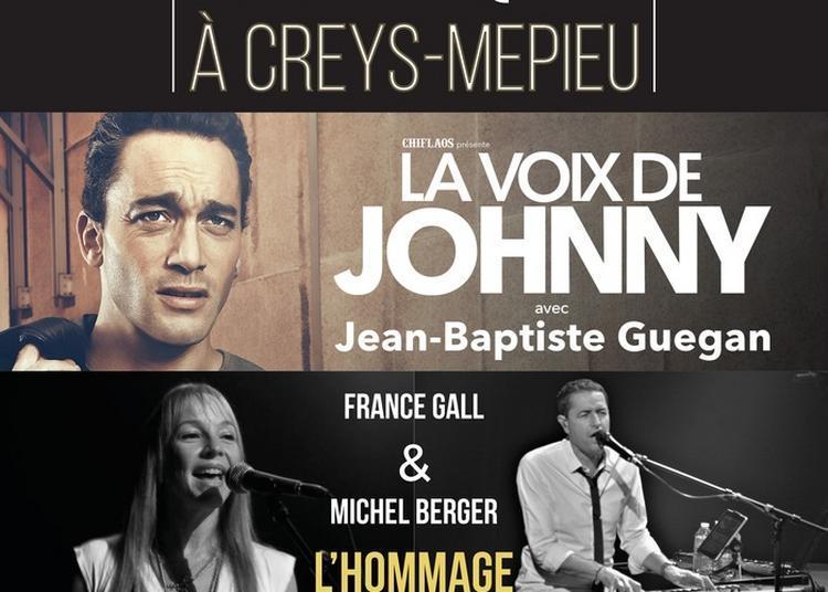 Jean-baptiste Gueguan ; France Gall & Michel Berger - L'hommage à Creys Mepieu