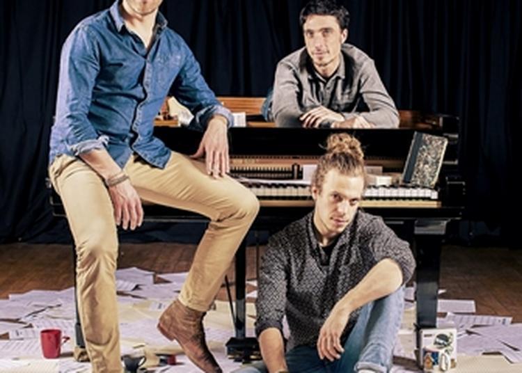 Jean-Charles Acquaviva Trio à Meudon la Foret