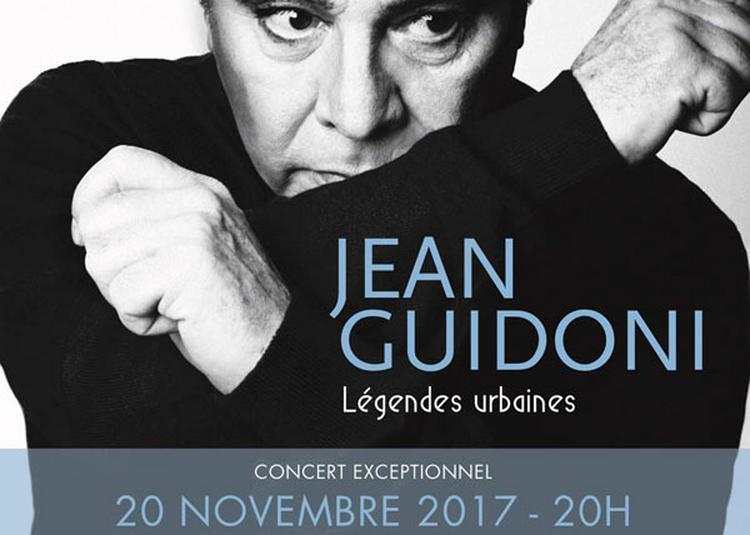 Jean Guidoni à Paris 18ème