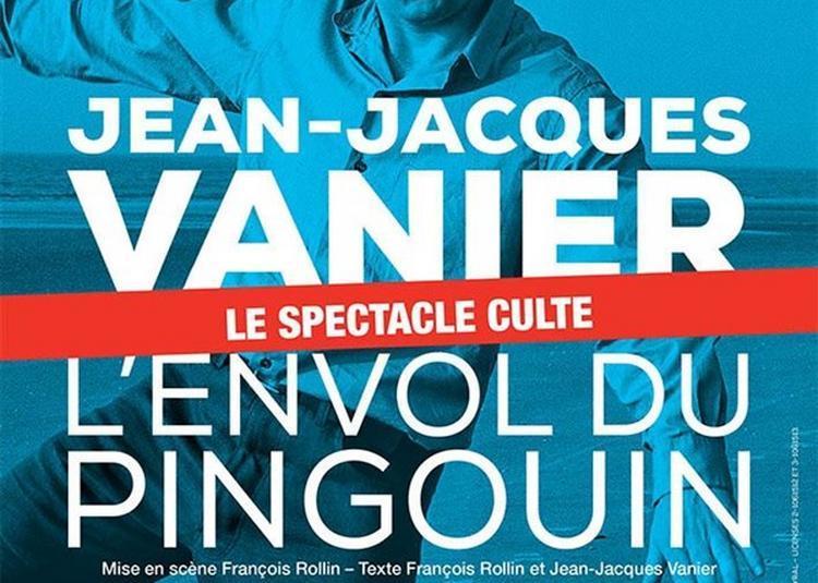 Jean-Jacques Vanier Dans L'Envol Du Pingouin à Lyon