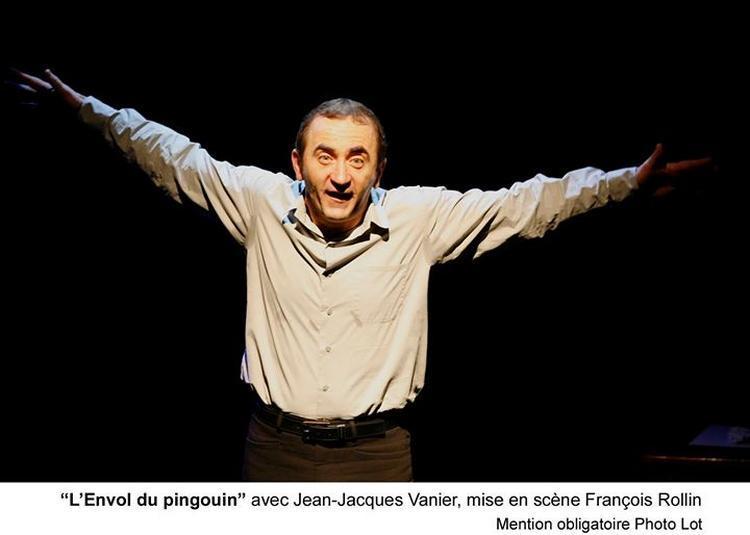 Jean-Jacques Vanier : L'envol du pingouin à Amiens
