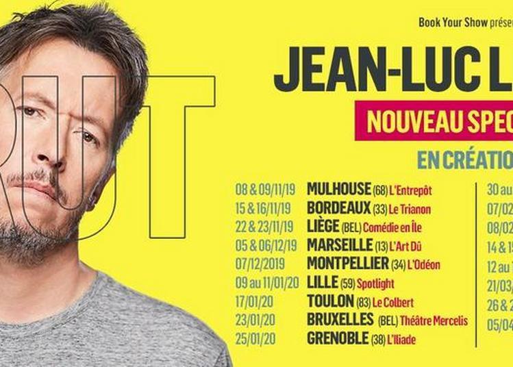 Jean Luc Lemoine à Seyssinet Pariset