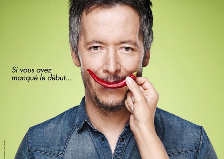 Jean-Luc Lemoine à Aix les Bains