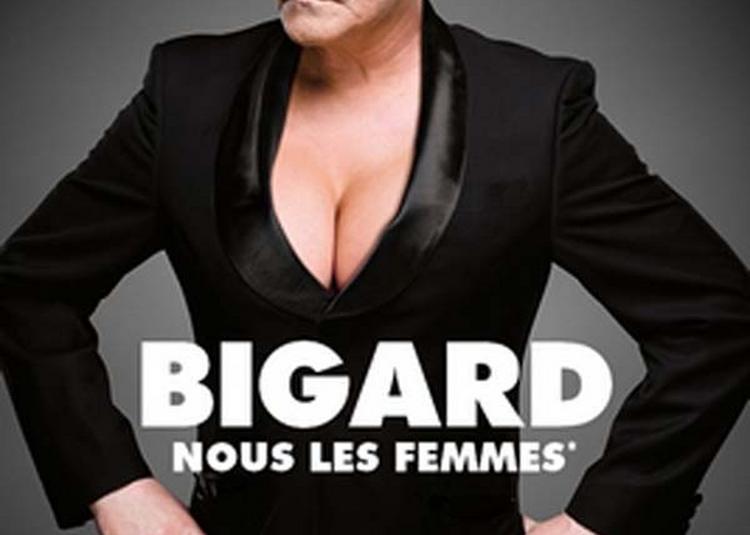Jean Marie Bigard à Bagnols sur Ceze
