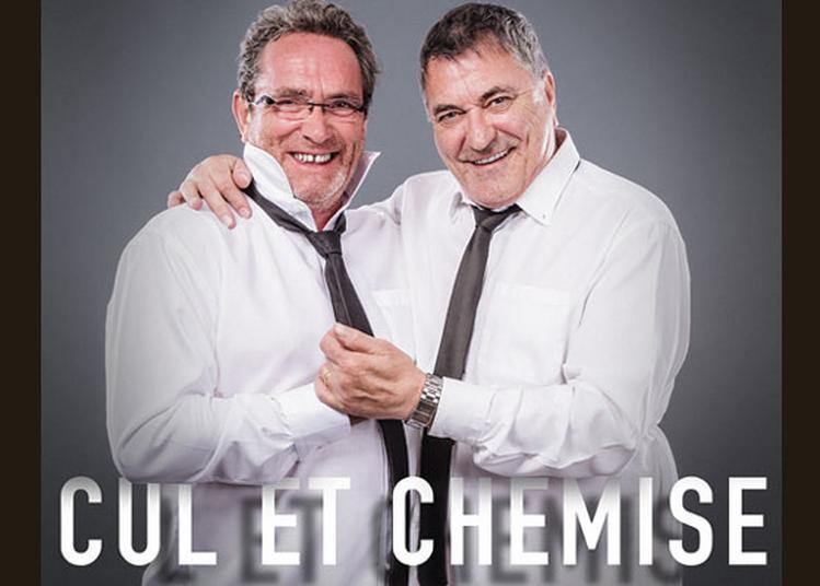 Jean-Marie Bigard & Renaud Rutten à Bordeaux