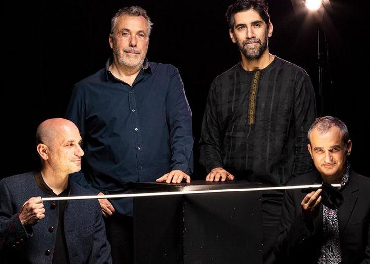 Jean-Marie Machado Quartet - Majakka à Vitrolles