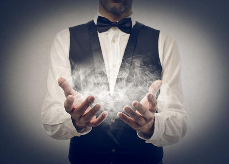 Sur les traces d'Arsène Lupin : entre magie et mentalisme à Paris 10ème