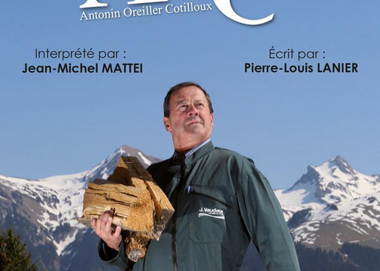 Jean-Michel Mattei à Aime