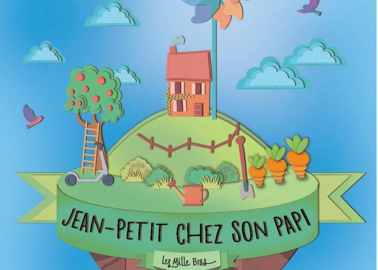 Jean-Petit chez son Papi à Montauban