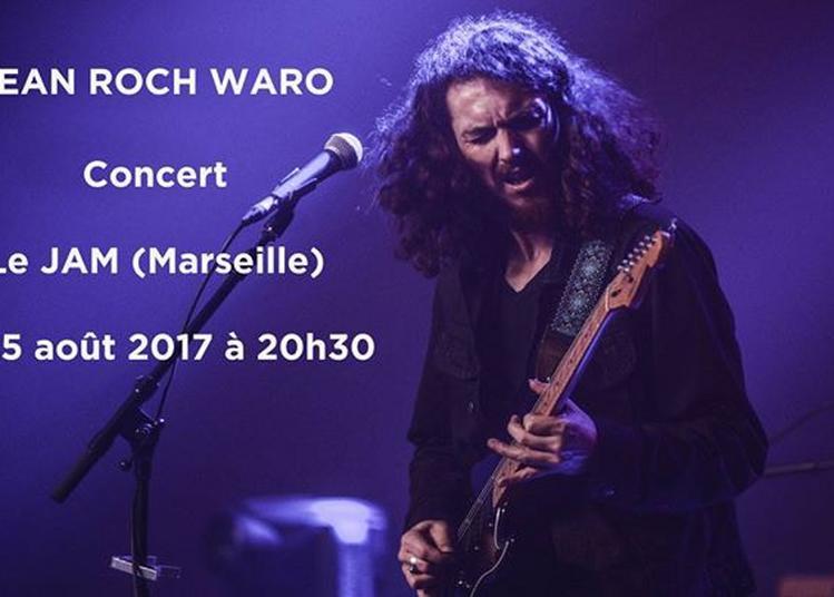 Jean Roch Waro à Marseille