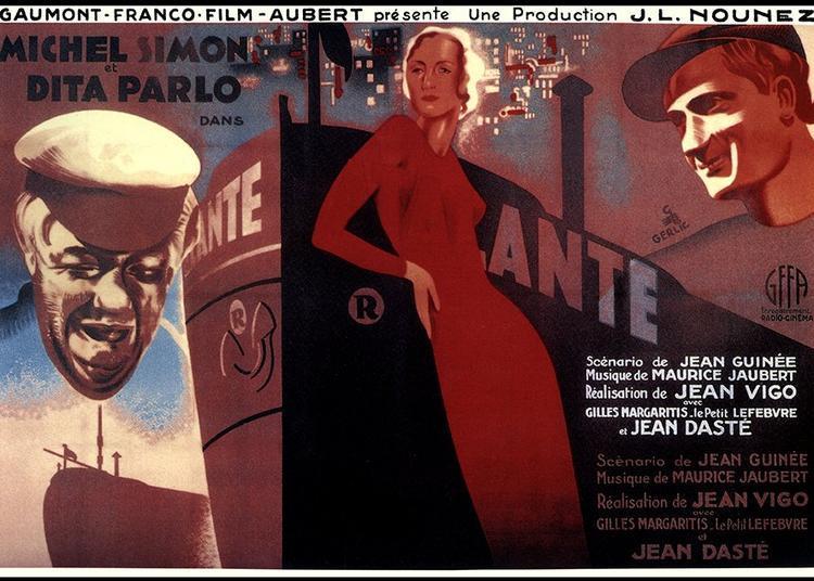 Jean Vigo, son oeuvre en copies restaurées par Gaumont 2017
