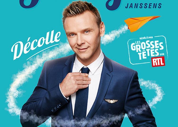 Jeanfi Janssens - DÉcolle à Noisy le Grand