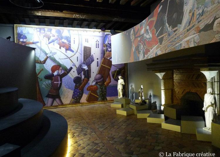Jeanne D'arc à Orléans, Projection à La Salle Multimédia