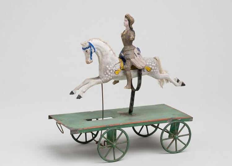 Jeanne D'arc Dans Les Jeux à Orléans