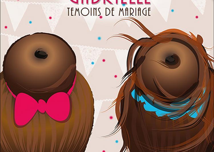 Jeanne & Gabrielle, Temoin De Mariage Par La Cie Chon à Nantes