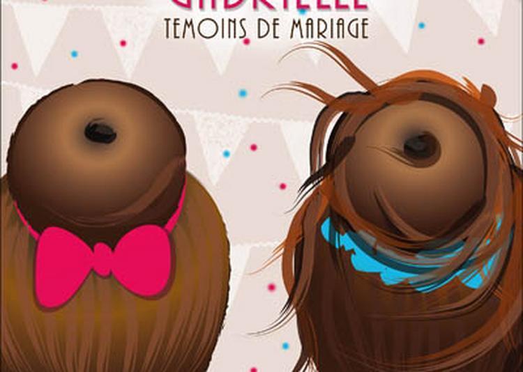 Jeanne & Gabrielle - Témoins de mariage à Rennes