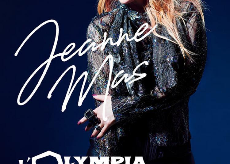 Jeanne Mas - Date d'avril à Paris 9ème