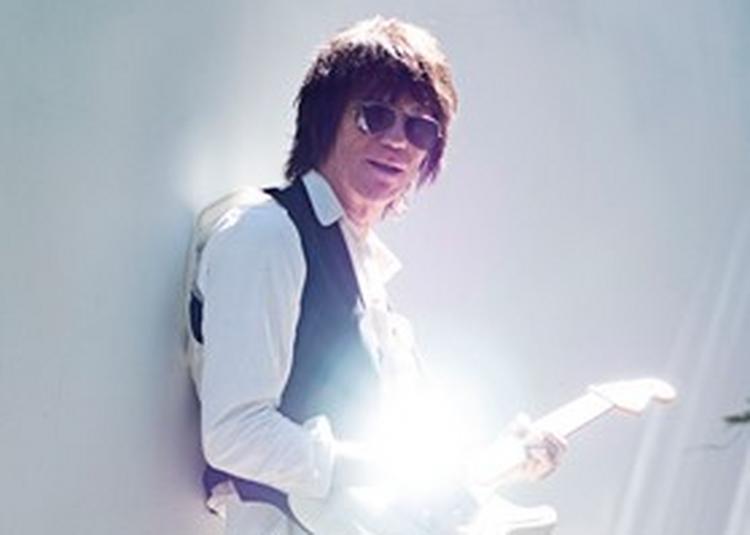 Jeff Beck à Vienne
