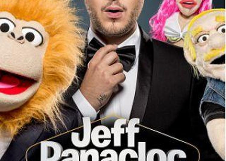 Jeff Panacloc à Tours