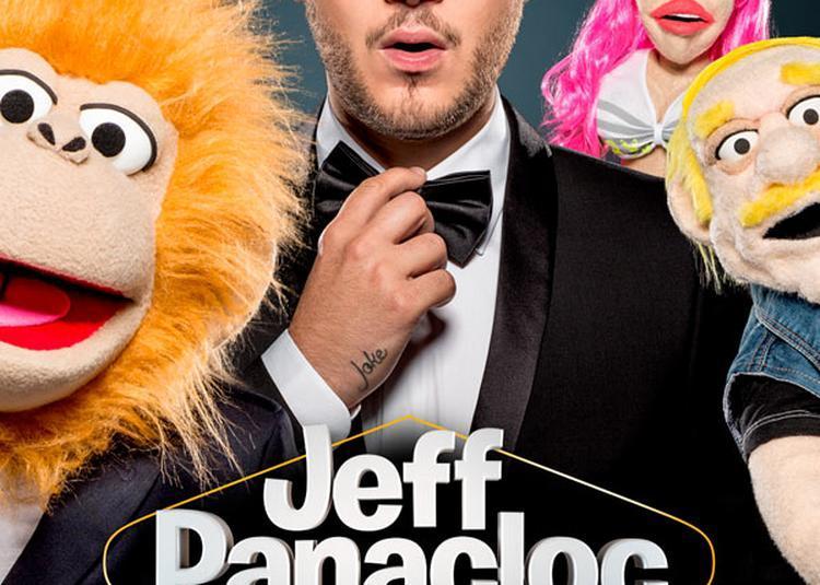 Jeff Panacloc Contre Attaque à Martigues