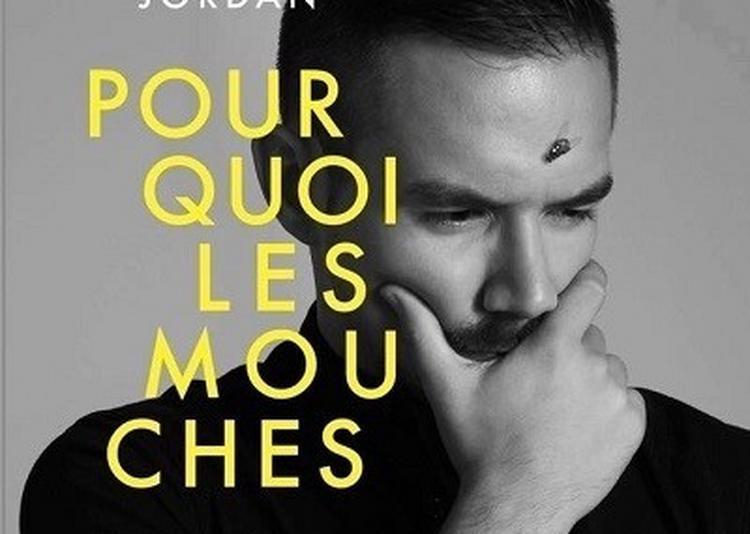 Jefferey Jordan Dans Pourquoi Les Mouches à Toulouse