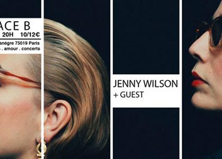 Jenny Wilson + guest à Paris 19ème