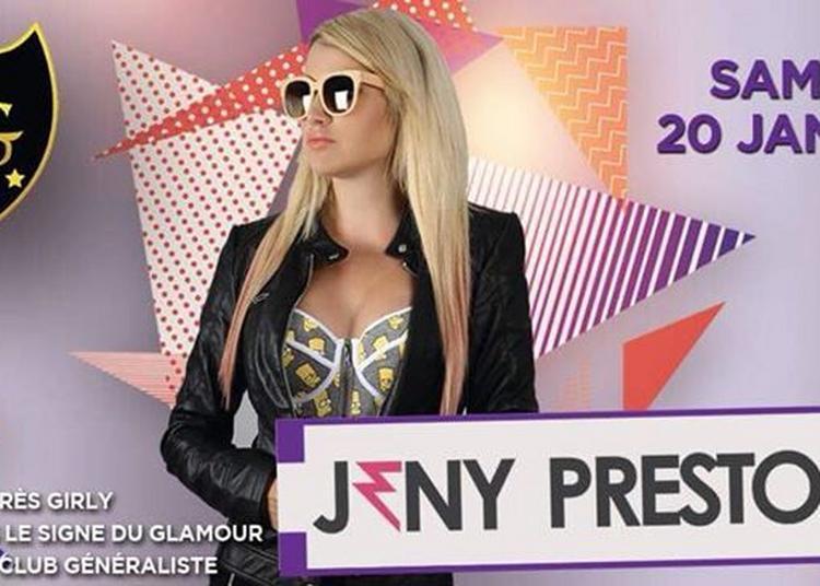 Jeny Preston - Live performance à Besancon