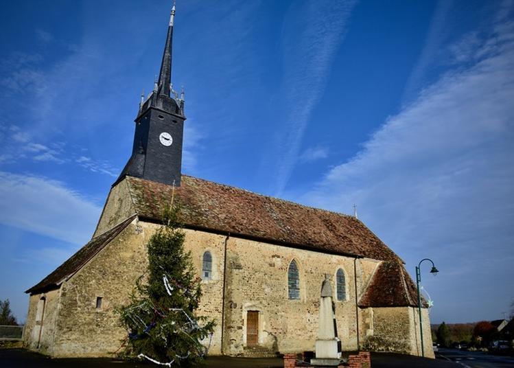 Jep 2020 - Eglise Saint Pierre à Bouer