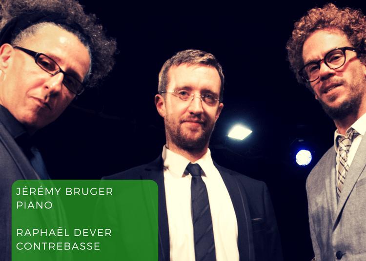 Jérémy Bruger Trio à Paris 14ème